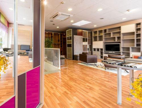 Ambiance Placard, spécialisée dans l'aménagement intérieur sur mesure à Annecy
