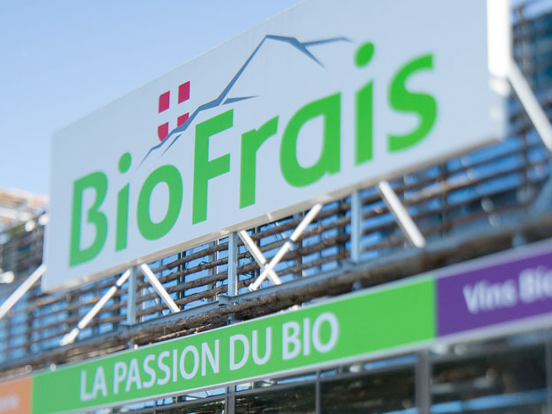 Biofrais, spécialiste en vente de produits bio... et frais !
