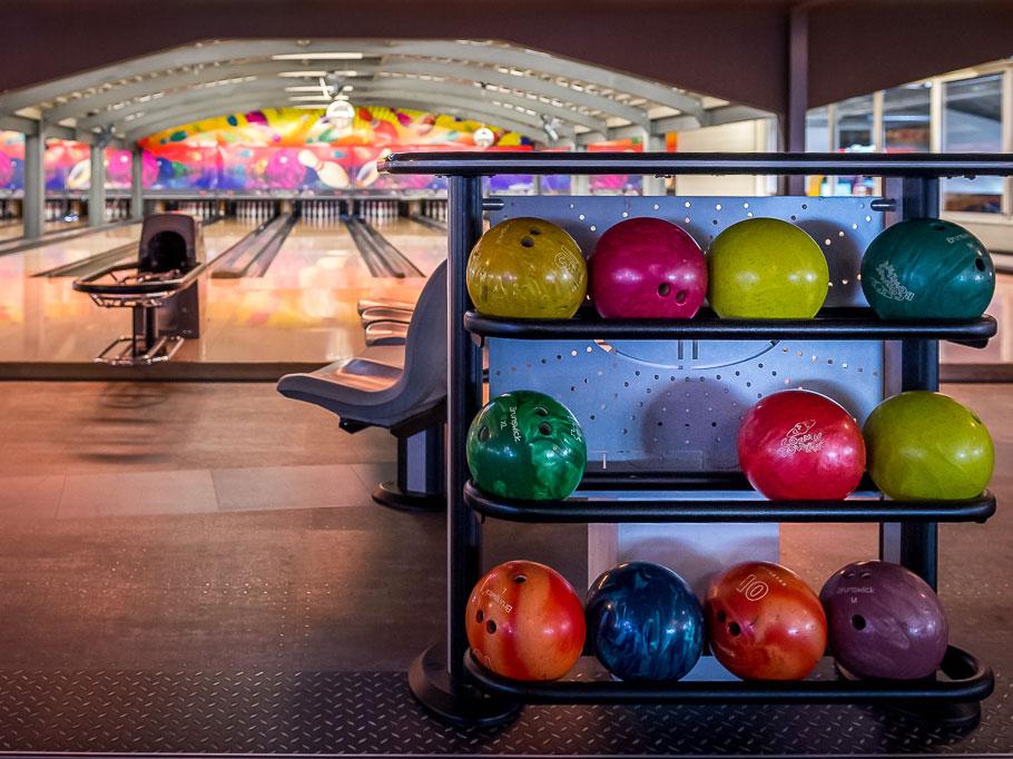 Bowling-pizzeria des Rottes à Conthey